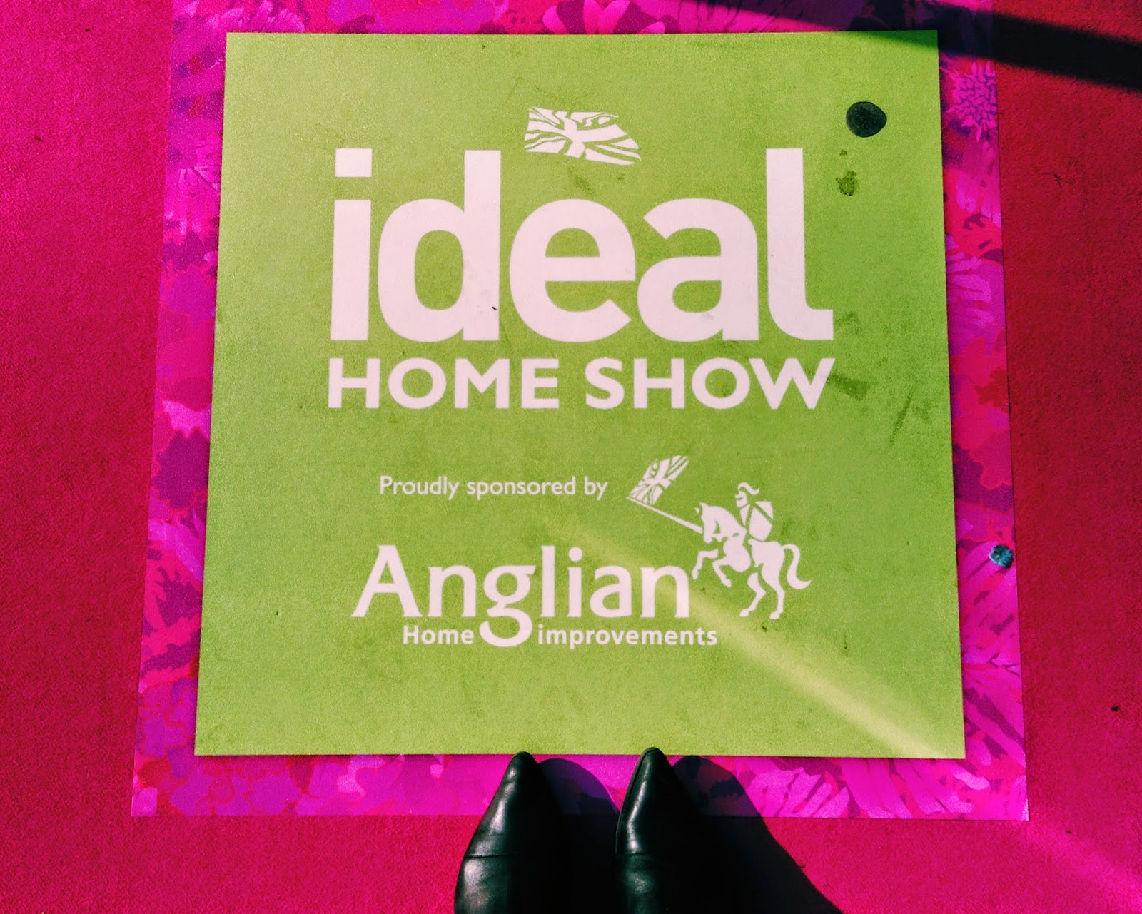 Ideal Home Show 2015 Review