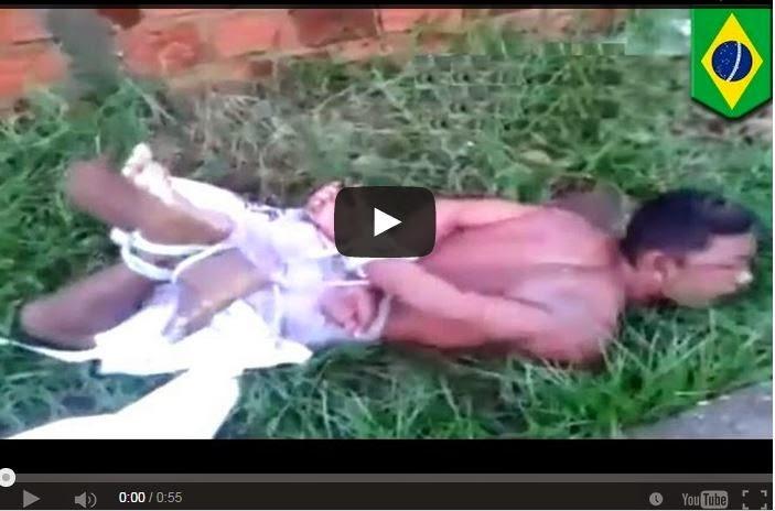 Daawo Brazil Tuuga Sida Loodilo Adigaa Yabi Doona!!