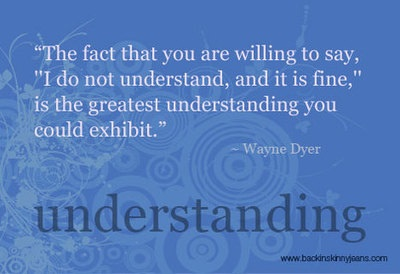 Quotes About Patience and Understanding