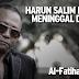 Harun Salim Bachik Meninggal Dunia... #AlFatihah