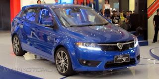 Hatchback Bermesin Turbo Dengan Harga Terjangkau Dari Proton