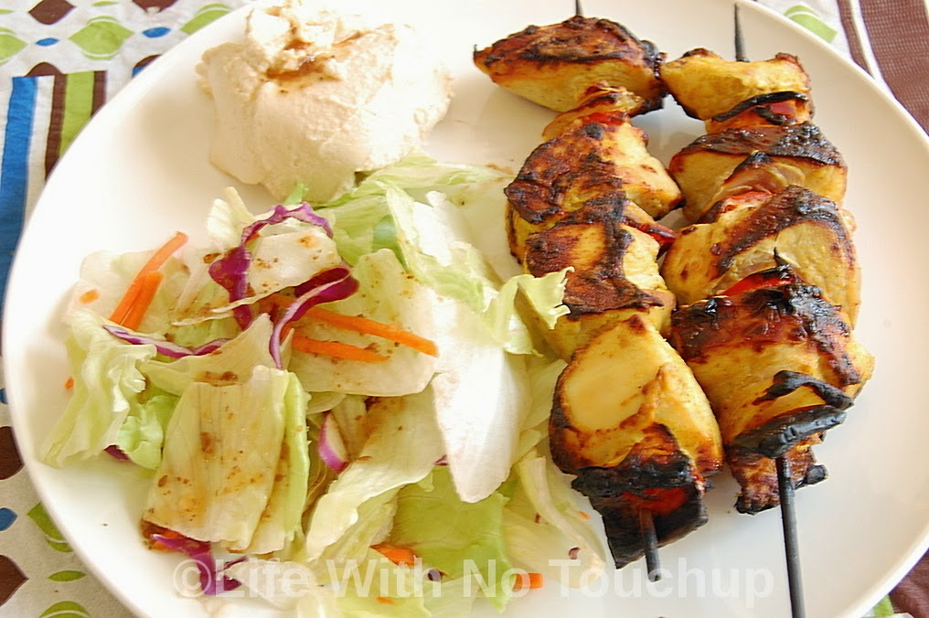 Fresh & Easy Ready to Cook Chicken Kabab