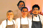 Chef Paul Liebrandt and Staff