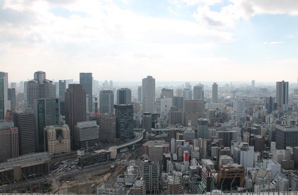 Sweet Monday, Osaka, Umeda Sky Building, Japan