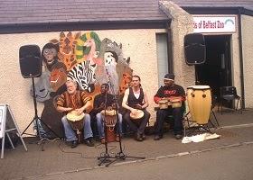 A cross cultural music festival.