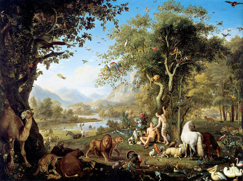 The Garden Of Eden The Garden Of Eaden