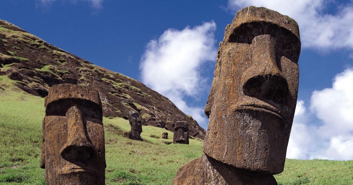 Easter Island Move Sledge