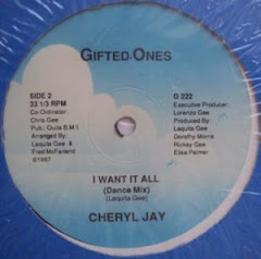Cheryl Jay - I Want It All  1987