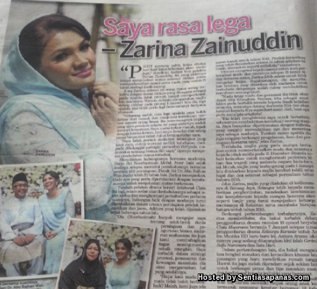 Zarina Zainuddin [2]