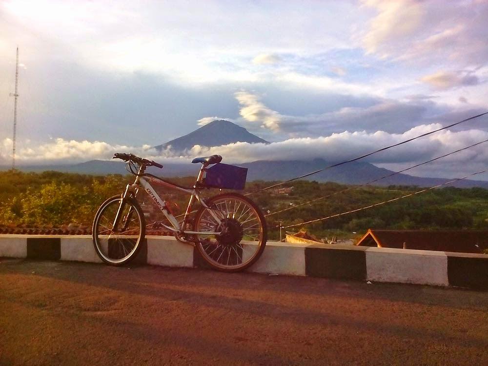 tes sepeda listrik