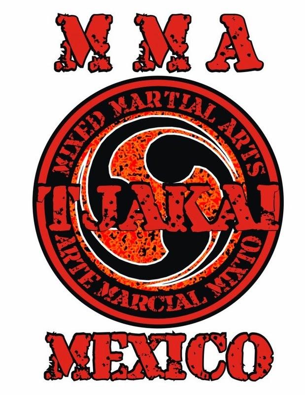 Imagen del logotipo de TJAKAI-MMA México
