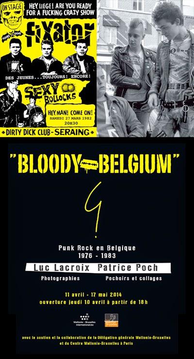 "Bloody Belgium"""