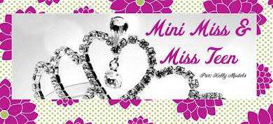 MINI MISS & MISS TEEN:  VEJA QUEM FORAM AS CANDIDATAS!