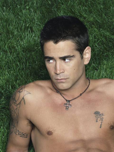 colin farrell nude. Colin Farrell and Nicole Narain had their own sex tape .
