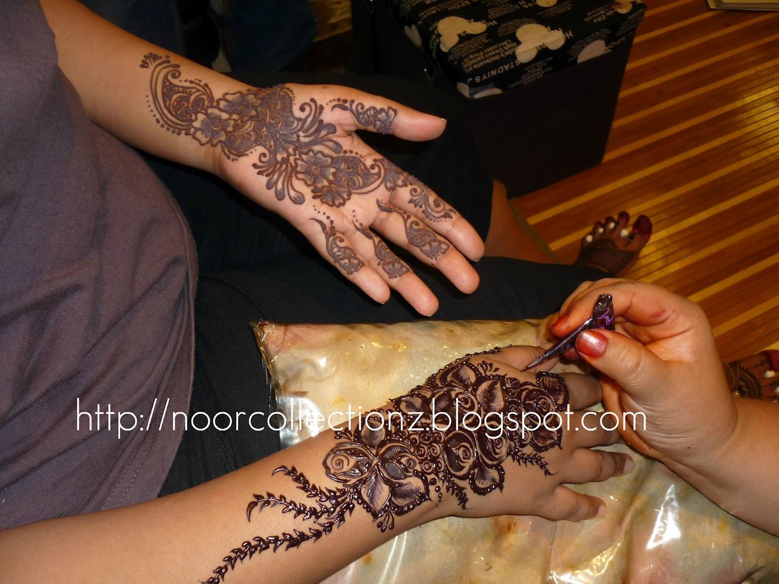 PERKHIDMATAN UKIRAN INAI PENGANTIN Henna Inai Naz Puchong Hartamas