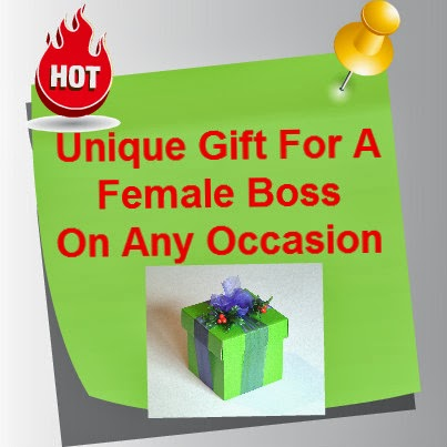 Christmas Gift For A Female Boss