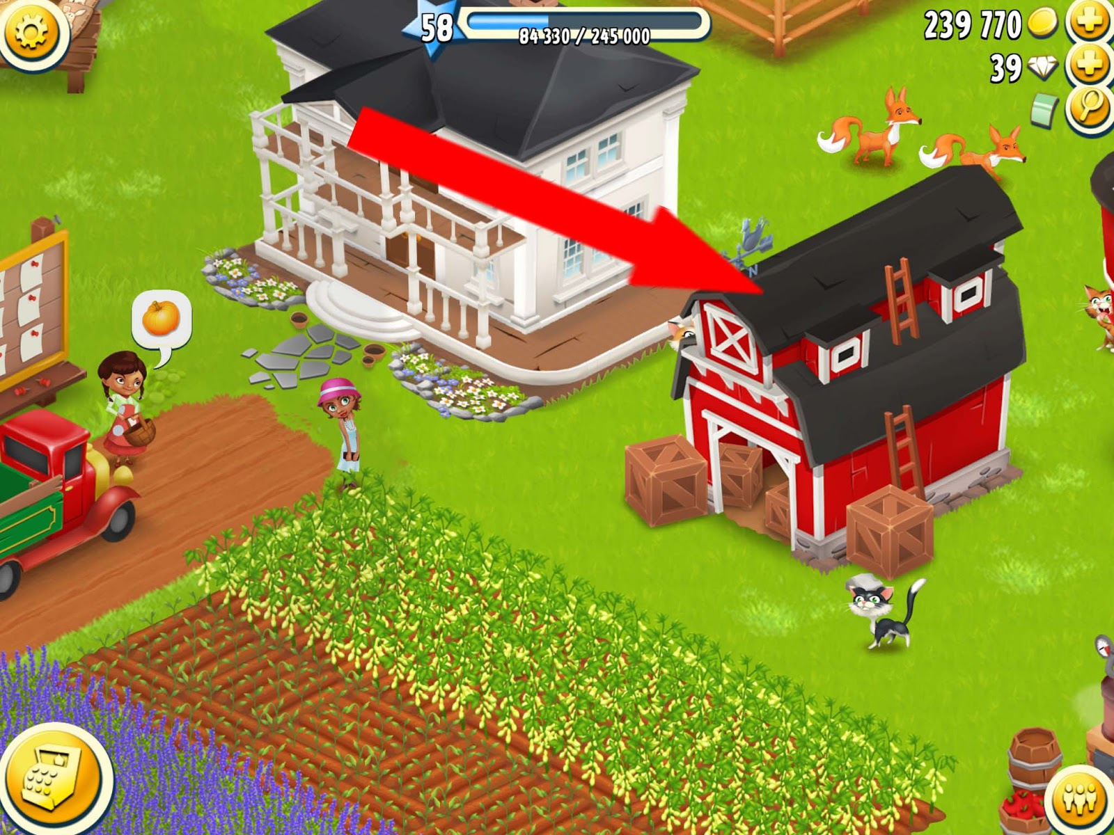 Wonderful image of hay day how to increase your barn storage with #BE110D color and 1600x1200 pixels