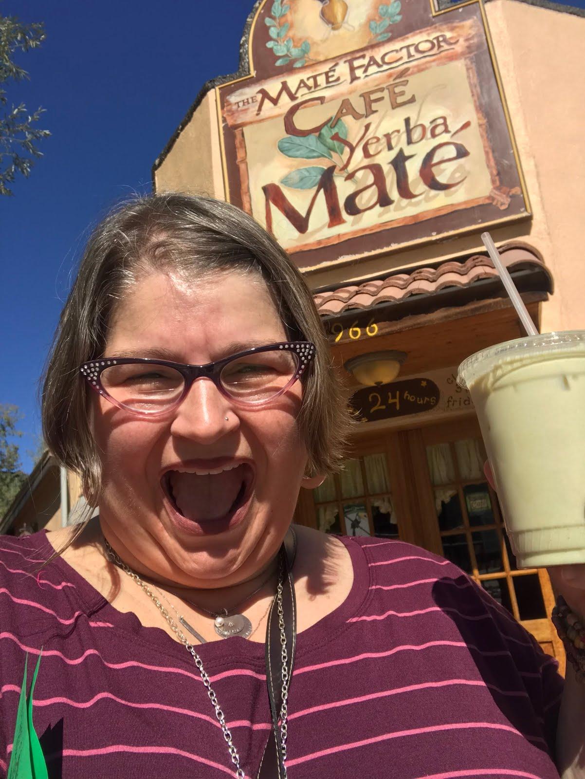 Mate Factor- Cafe Yerba Mate, Manitou SPrings Colorado 2018