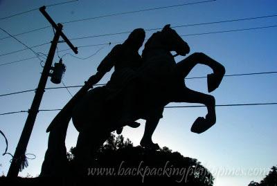 gabriela silang monument