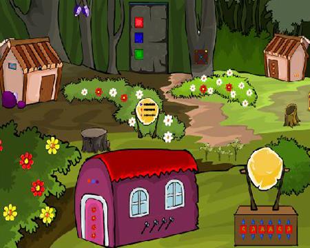 Juegos de Escape Yippee Garden Escape