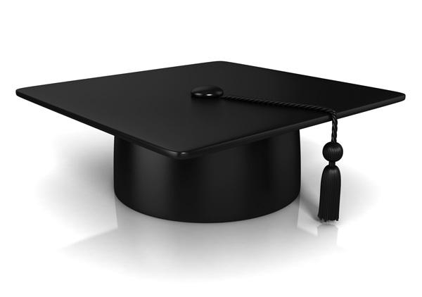 Dibujo birrete de graduación - Imagui