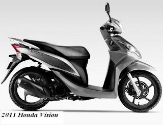 2011 Honda Vision
