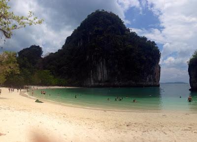 Coastal Krabi Island in Thailand