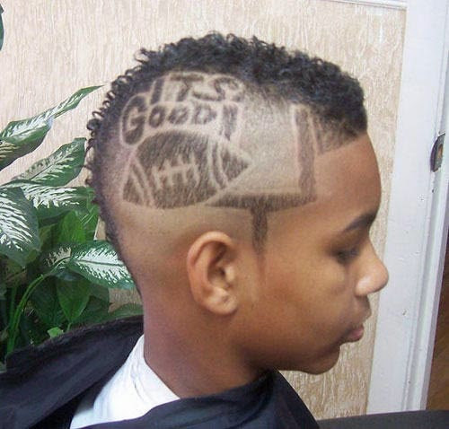 Latest Hairstyles Funny Hairstyles For Kids