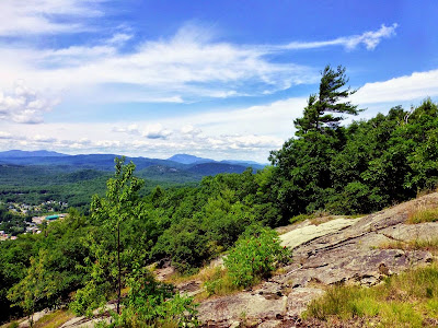 Hackensack Mountain, Warrensburg NY, July 19, 2014.  The Saratoga Skier and Hiker, first-hand accounts of adventures in the Adirondacks and beyond, and Gore Mountain ski blog.