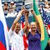 Bruno e Makarova conquistam o US Open em Duplas Mistas