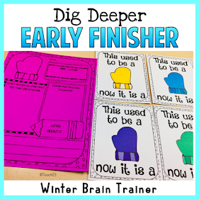 Early Finishers - Word Work