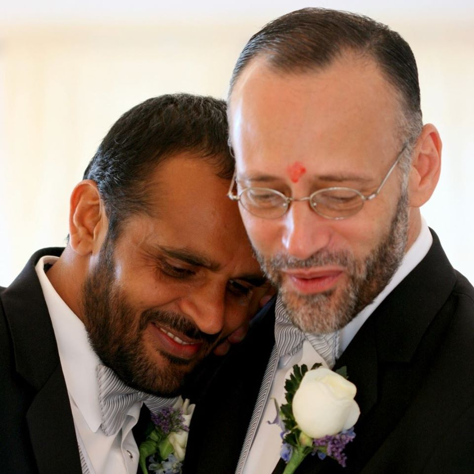 Balbir is a married man today. Michael Giangrasso from the US is his  partner. They got married in the month of June 2014 in New York. In India,  gay marriage ...