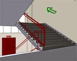 Juegos de Escape Staircase Escape