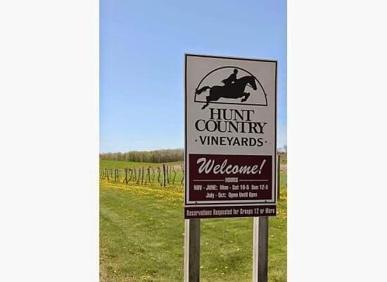 Hunt Country Vineyards Keuka Lake Finger Lakes