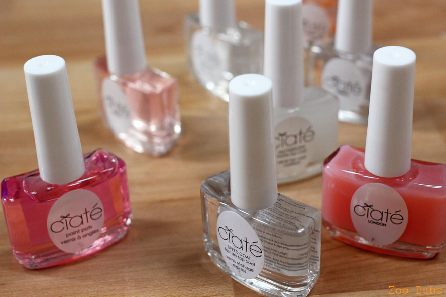Ciate Nail Treatment Collection : Complete Your Nail Wardrobe!