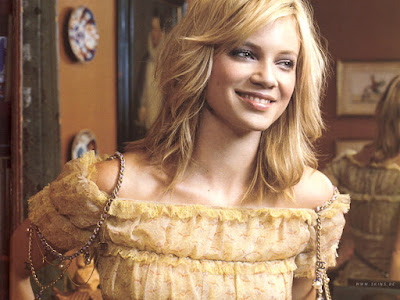 American Film Actress Amy Smart Wallpaper