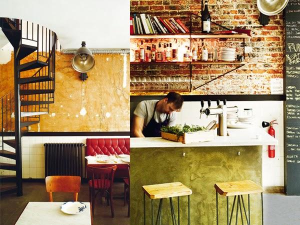 Ilia estudio interiorismo 5 restaurantes cuyo dise o for Como administrar un restaurante pequeno