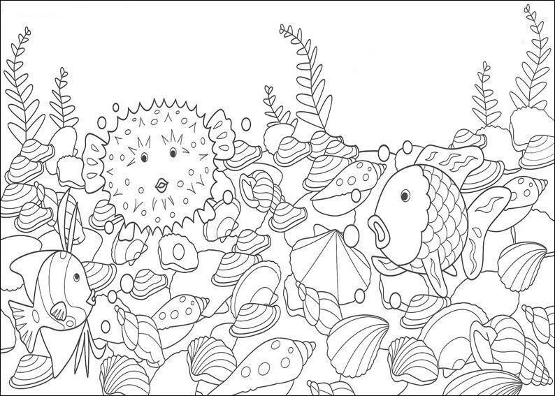 Desenhos para Colorir e Pintar - Smartkids
