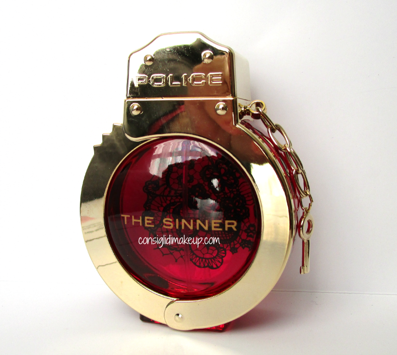 police eau de toilette the sinner woman