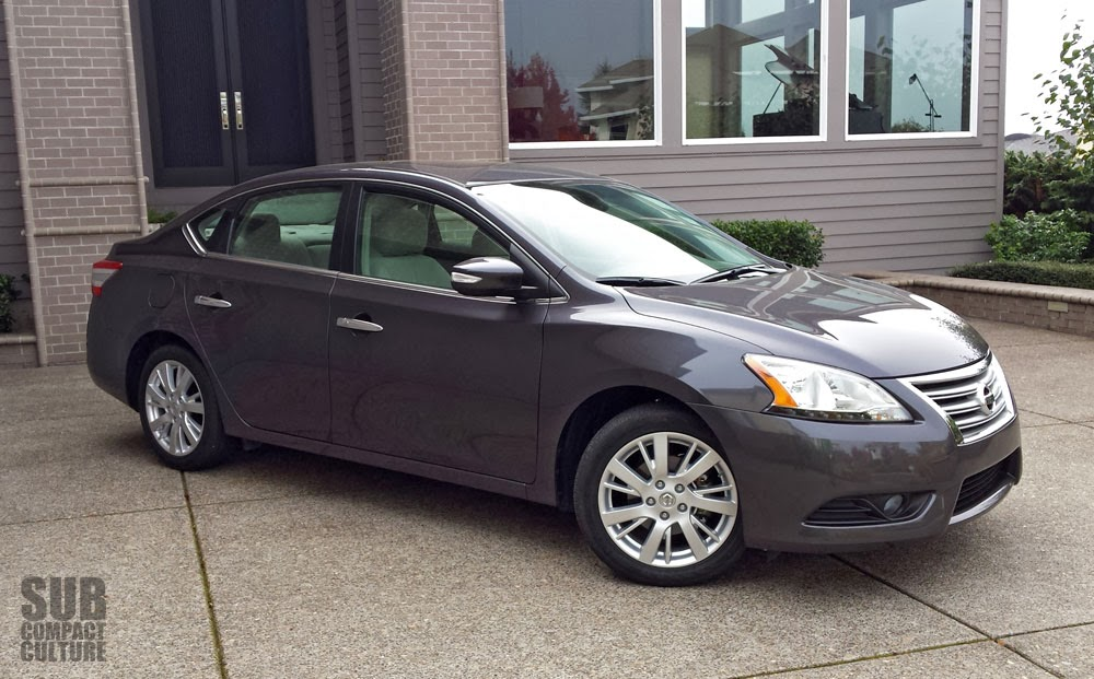 Review 2013 Nissan Sentra Sl Subcompact Culture The
