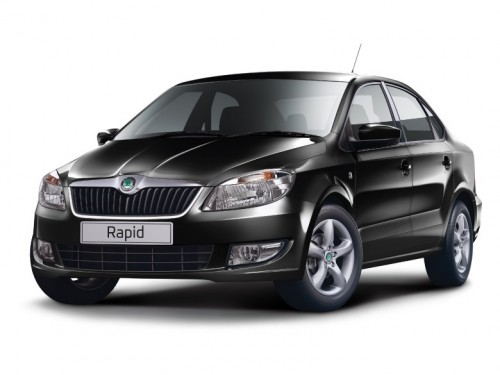 Skoda Rapid, The new stylish economic car from Skoda