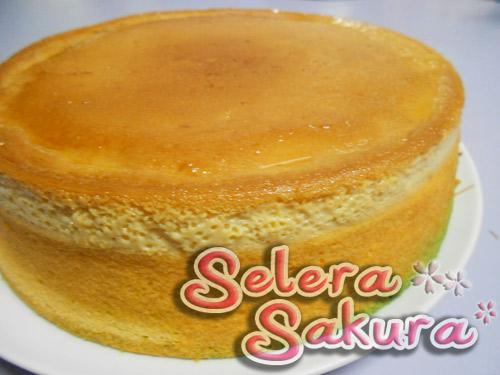 Kek Karamel Pic Honeydew... Versi Tebal