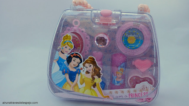 maquillaje princesas sin gluten