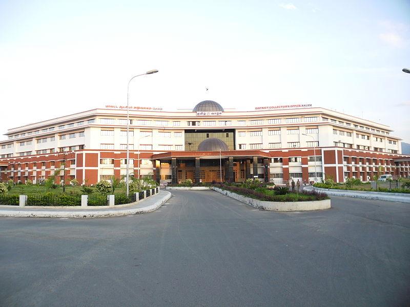 salem city: Collector office salem