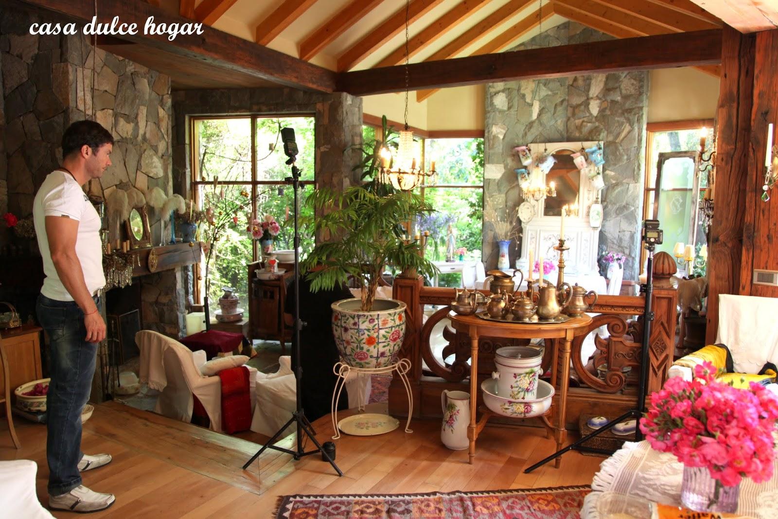 Casa Dulce Hogar Fotos De Mi Casa Para La Revista De