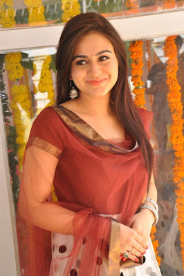 aksha hq cute stills