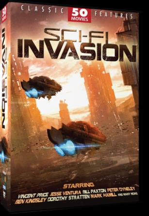 Sci-Fi Invasions