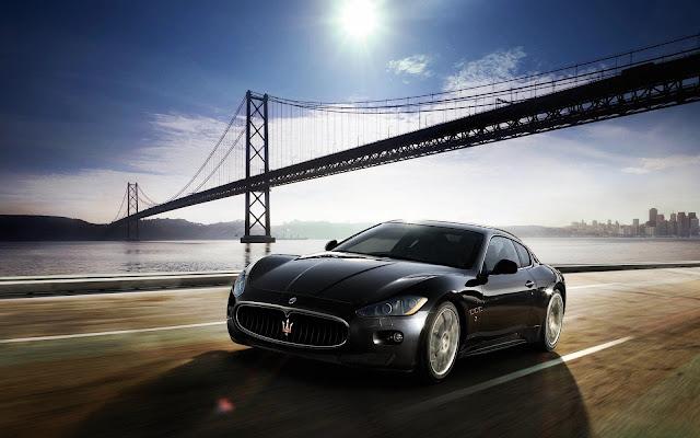 Maserati Gran Turismo Black