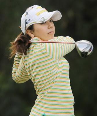 mika miyazato lpga golfer