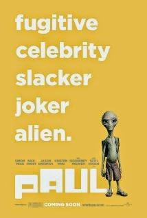 Paul (2011) ταινιες online seires xrysoi greek subs